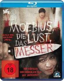 Moebius, die Lust, das Messer (Blu-ray), Blu-ray Disc