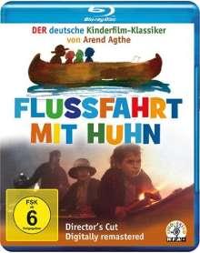 Flussfahrt mit Huhn (Blu-ray), Blu-ray Disc