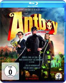 Antboy - Der Biss der Ameise (Blu-ray), Blu-ray Disc