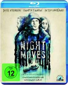 Night Moves (Blu-ray), Blu-ray Disc