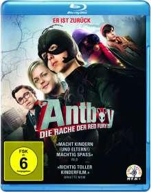 Antboy - Die Rache der Red Fury (Blu-ray), Blu-ray Disc