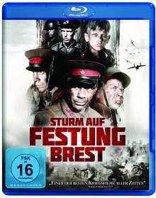 Sturm auf Festung Brest (Blu-ray), Blu-ray Disc