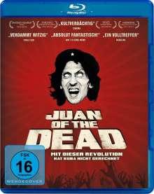 Juan Of The Dead (Blu-ray), Blu-ray Disc