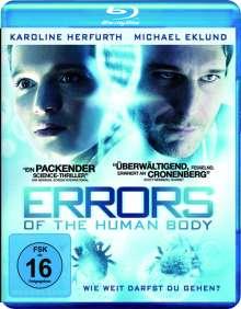 Errors Of The Human Body (Blu-ray), Blu-ray Disc