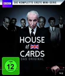House of Cards (1990) Teil 1 (Blu-ray), Blu-ray Disc