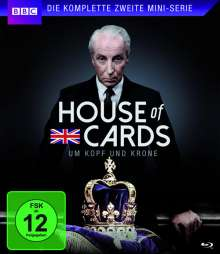 House of Cards (1990) Teil 2 (Blu-ray), Blu-ray Disc