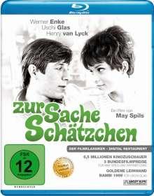 Zur Sache Schätzchen (Blu-ray), Blu-ray Disc