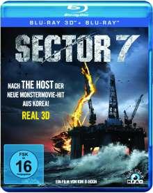 Sector 7 (3D Blu-ray), Blu-ray Disc