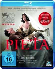 Pieta (Special Edition) (Blu-ray), 1 Blu-ray Disc und 1 DVD