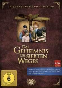 Das Geheimnis des siebten Weges (30 Jahre Jubiläums Edition), 3 DVDs