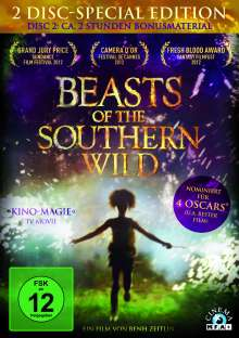Beasts of the Southern Wild (Special Edition), 2 DVDs