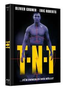 T.N.T. - ...für immer in der Hölle! (Blu-ray & DVD im Mediabook), 1 Blu-ray Disc und 1 DVD