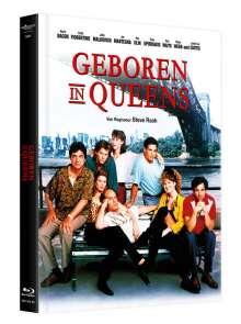 Geboren in Queens (Blu-ray & DVD im Mediabook), 1 Blu-ray Disc und 1 DVD