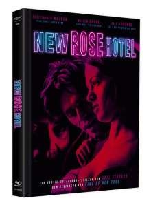 New Rose Hotel (Blu-ray & DVD im Mediabook), 1 Blu-ray Disc und 1 DVD