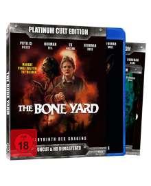 The Boneyard (Blu-ray & DVD), 1 Blu-ray Disc und 1 DVD