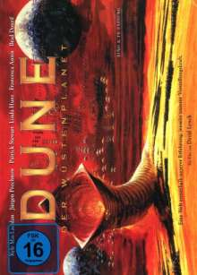 Dune - Der Wüstenplanet (Blu-ray im Mediabook), 3 Blu-ray Discs