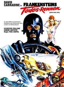 Frankensteins Todes-Rennen (Blu-ray im Mediabook), Blu-ray Disc