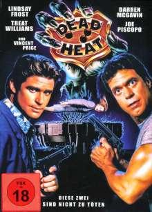 Dead Heat (Blu-ray im Mediabook), Blu-ray Disc