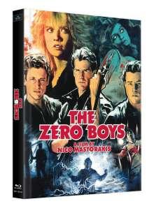 The Zero Boys (Blu-ray im Mediabook), 2 Blu-ray Discs