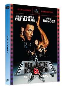 Black Eagle (Blu-ray & DVD im Mediabook), 2 Blu-ray Discs und 1 DVD