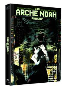 Das Arche Noah Prinzip (Blu-ray & DVD im Mediabook), 2 Blu-ray Discs und 1 DVD