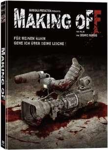 Making Off (Mediabook), 2 DVDs