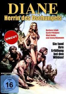 Diane - Herrin des Dschungels, DVD