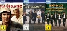 DFF-Krimi 3er Package, 3 DVDs