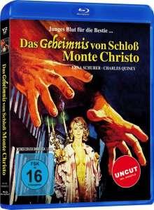 Das Geheimnis von Schloß Monte Christo (Blu-ray), Blu-ray Disc