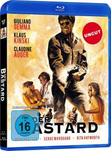 Der Bastard (Blu-ray), Blu-ray Disc
