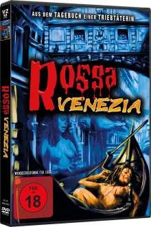 Rossa Venezia - Aus dem Tagebuch einer Triebtäterin, DVD