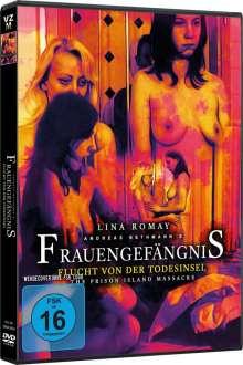 Frauengefängnis - Flucht von der Todesinsel, DVD