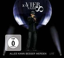 Xavier Naidoo: Alles kann besser werden (CD + DVD) (Live), 2 CDs