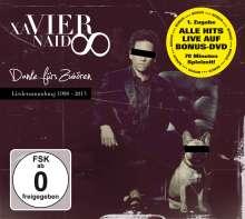 Xavier Naidoo: Danke fürs Zuhören (CD + DVD), CD