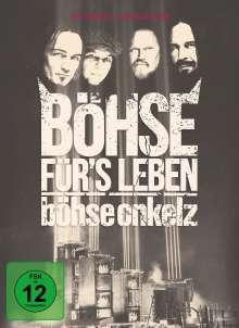 Böhse Onkelz: Böhse für's Leben: Live Am Hockenheimring 2015, 3 DVDs