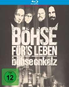 Böhse Onkelz: Böhse für's Leben: Live Am Hockenheimring 2015, 3 Blu-ray Discs