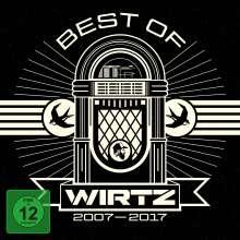 Wirtz: Best Of 2007 - 2017, 2 CDs