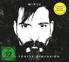 Wirtz: Die fünfte Dimension (Limited-Deluxe-Edition), 4 CDs