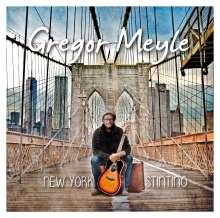 Gregor Meyle: New York - Stintino, CD