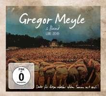 Gregor Meyle: Live 2015, CD