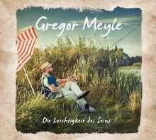 Gregor Meyle: Die Leichtigkeit des Seins, CD