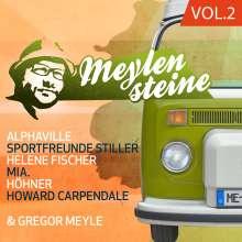 Gregor Meyle präsentiert Meylensteine Vol. 2, 2 CDs