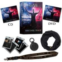 The Dark Tenor: Alive - 5 Years Jubiläums Box (Limited Edition), 4 CDs
