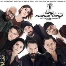 Sing meinen Song: Das Tauschkonzert Vol. 4, CD