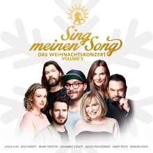 Sing meinen Song - Das Weihnachtskonzert Vol. 5, CD