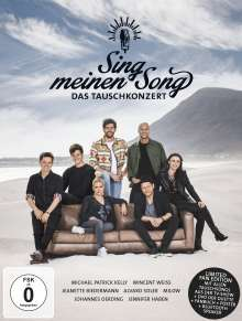 Sing meinen Song - Das Tauschkonzert Vol. 6 (Super-Deluxe-Fan-Box-Set), 2 CDs