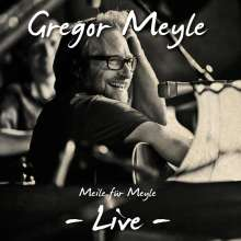 Gregor Meyle: Meile für Meyle: Live, CD