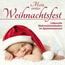 Mäxchens Spieluhrenorchester: Mein erstes Weihnachtsfest: Liebevolle Weihnachtsmelodien im Spieluhrensound, 2 CDs