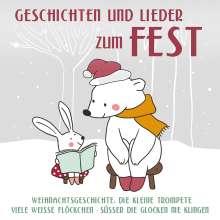 Geschichten Und Lieder Zum Fest Der Liebe, 2 CDs