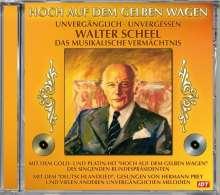 Walter Scheel:Hoch auf dem..., CD